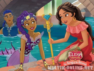 Елена из Авалора: Песня к Сирене / Elena of Avalor: Song of the Sirenas