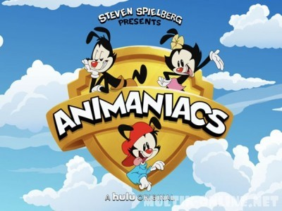 Озорные анимашки 2020 / Animaniacs