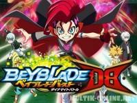 Бейблэйд Взрыв Разрывная битва [ТВ-13] / Beyblade Burst Dynamite Battle