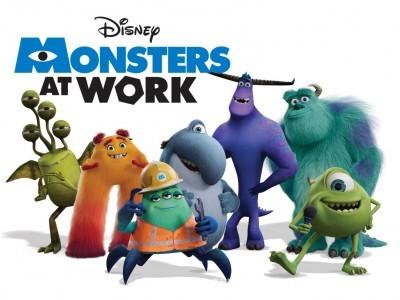 Монстры за работой / Monsters at Work