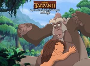 Тарзан 2 смотреть онлайн