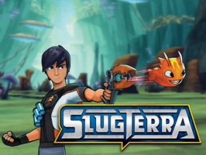 Слагтерра / Slugterra