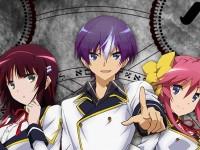 Песнь проклятия для святого рыцаря / Seiken Tsukai no World Break