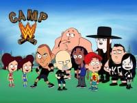 Лагерь рестлеров WWE / Camp WWE